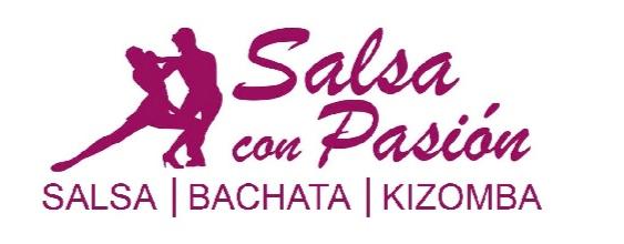 Logo Tanzschule salsa con Pasión - #Salsa #Bachata #Kizomba